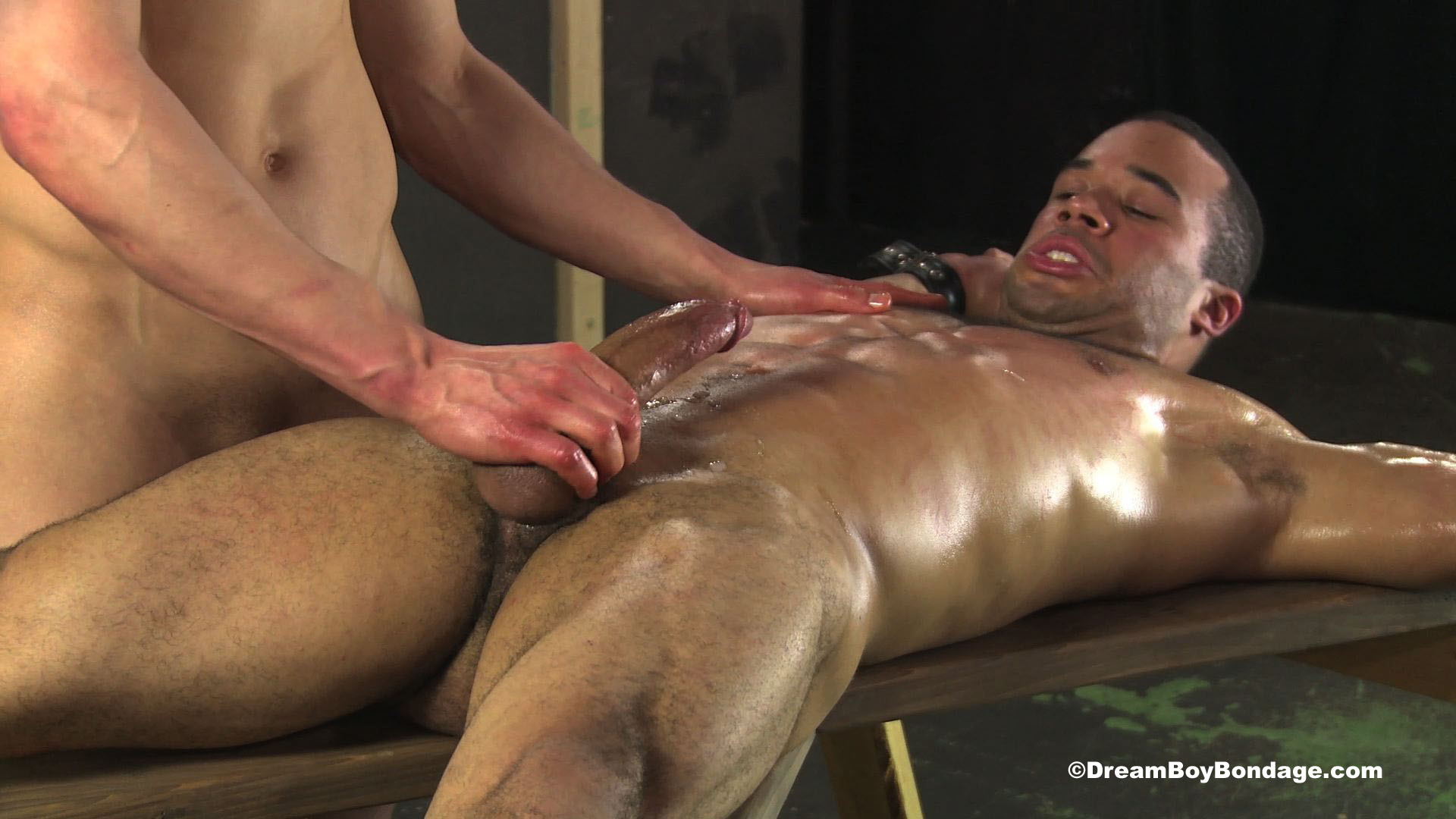 Marine being jerked off by gay xxx 3