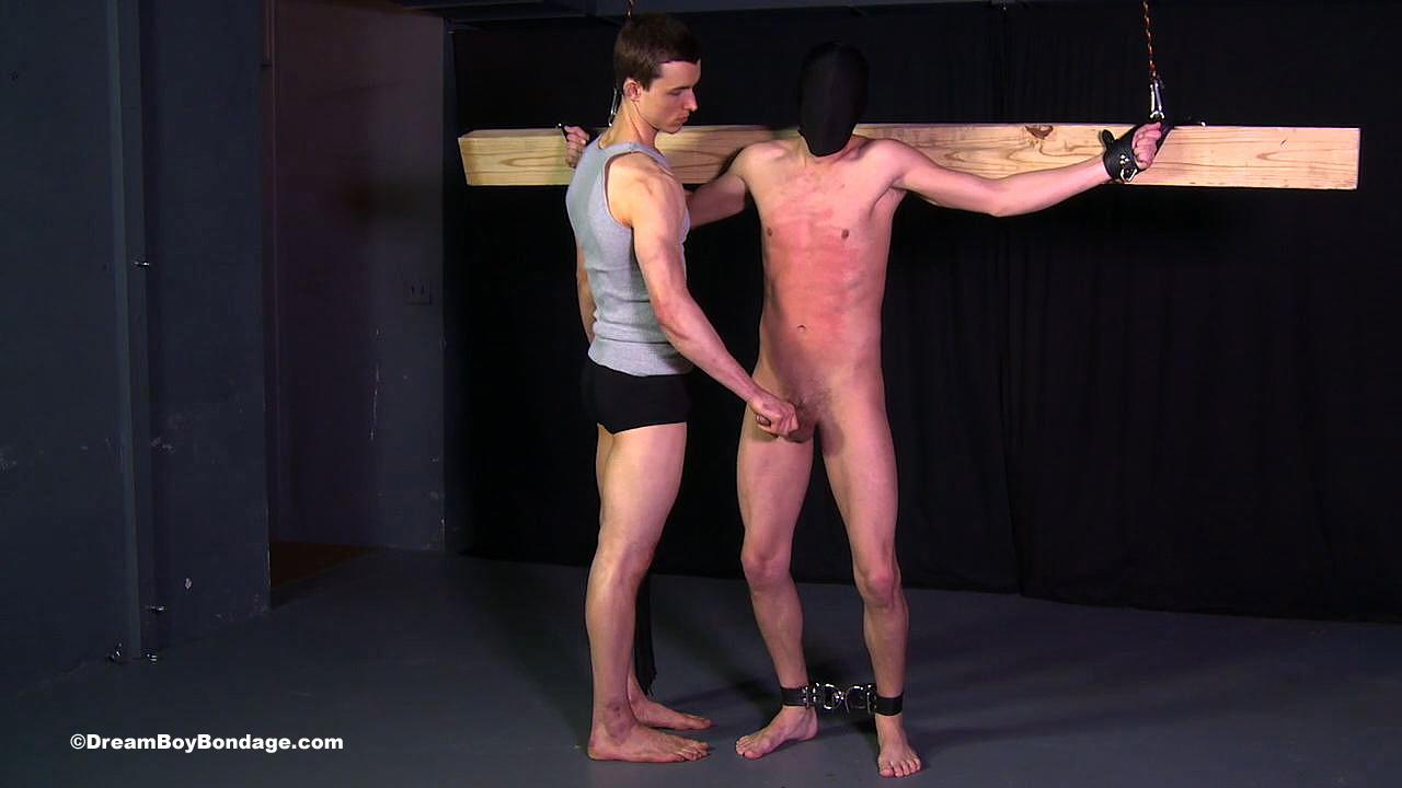 Gay bondage dvds munching